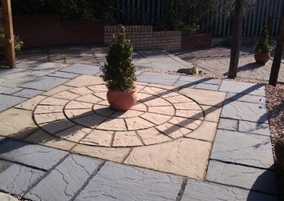 patio by edinburgh stonemasons