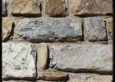 dry stone dyke wall