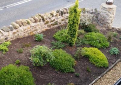 stone wall penicuik